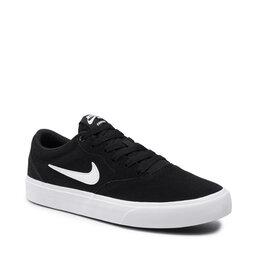 Nike Взуття Nike Sb Charge Suede CT3463 001 Black/White/Black