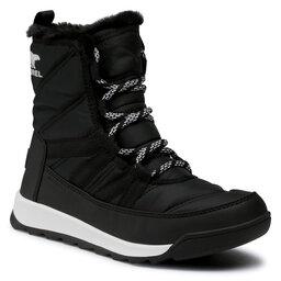 Sorel Sniego batai Sorel Whitney II Short Lace NL3820 Black 010