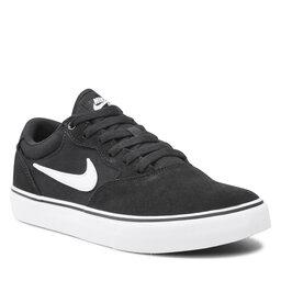 Nike Batai Nike Sb Chron 2 DM3493 001 Black/White/Black