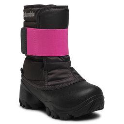 Columbia Снігоходи Columbia Childrens Rope Tow Kruser 2 BC1203 Dark Grey/Pink Ice 090