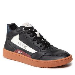 Guess Laisvalaikio batai Guess FMPES8 LEA12 BLACK