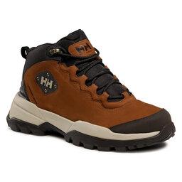 Helly Hansen Трекінгові черевики Helly Hansen Knaster Evo 5 11613 741 Whiskey/Coffee Bean
