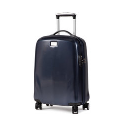 Wittchen Мала тверда валіза Wittchen 56-3P-571-90 Cиній