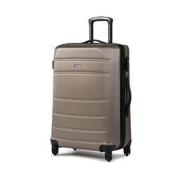 Wittchen Середня тверда валіза Wittchen 56-3A-652-86 Сірий