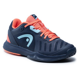 Head Взуття Head Sprint Team 3.0 2021 274301 Dressblue/Coral 035