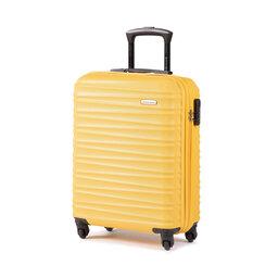 Wittchen Мала тверда валіза Wittchen 56-3A-311-50 Жовтий