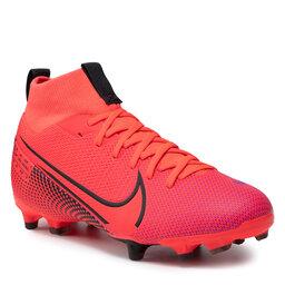 Nike Batai Nike Jr Superfly 7 Academy Fg/Mg AT8120 606 Laser Crimson/Black