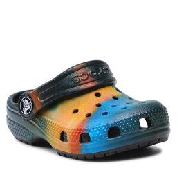 Crocs Шльопанці Crocs Classic Out Of This World II Clog Kids 206818 Multi