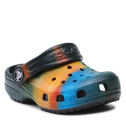 Crocs Šlepetės Crocs Classic Out Of This World II Clog Kids 206818 Multi