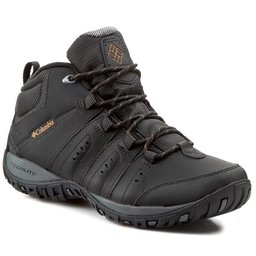 Columbia Трекінгові черевики Columbia Peakfreak Nomad Chukka Wp Omni Heat BM3926 Black/Goldenrod 010