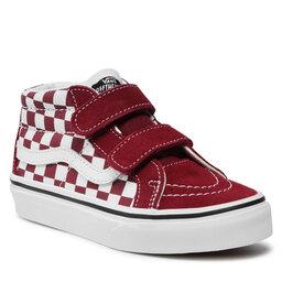Vans Laisvalaikio batai Vans Sk8-Mid Reissue V VN00018T99G1 (Checkerboard)Pmfrntrwwht