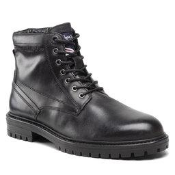 Pepe Jeans Черевики туристичні Pepe Jeans Ned Boot Lth PMS50210 Black 999