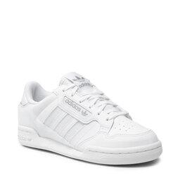 adidas Взуття adidas Continental 80 Stripes J Q47341 Ftwwht/Silvmt/Cblack