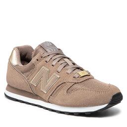 New Balance Laisvalaikio batai New Balance WL373ML2 Ruda