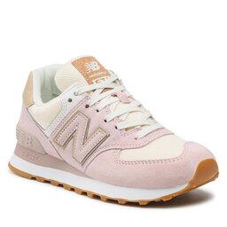 New Balance Laisvalaikio batai New Balance WL574SP2 Smėlio
