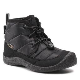 Keen Turistiniai batai Keen Howser II Chukka Wp 1025513 Black/Black