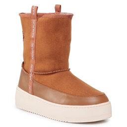 Napapijri Взуття Napapijri River NP0A4F8 Golden Brown NC1