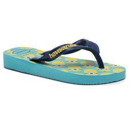 Havaianas В'єтнамки Havaianas Minions 41331670245 Blue/Navy