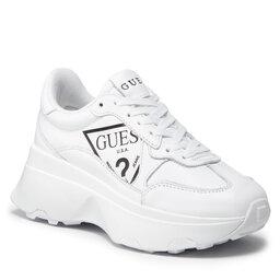 Guess Снікерcи Guess Calebb FL7CBB LEA12 WHITE