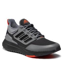 adidas Batai adidas EQ21 Run Cold.Rdy H00494 Carbon / Core Black / Grey Three