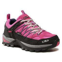 CMP Трекінгові черевики CMP Rigel Low Wmn Trekking Shoes Wp 3Q54456 Malva/Blue 05HG