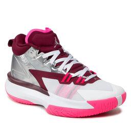 Nike Batai Nike Jordan Zion 1 DA3130 100 White/Metallic Silver