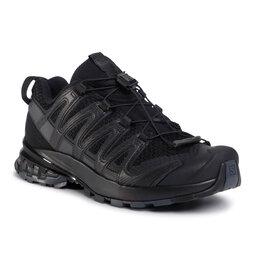 Salomon Трекінгові черевики Salomon Xa Pro 3D V8 W 411178 20 V0 Black/Phantom/Ebony