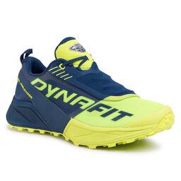 Dynafit Взуття Dynafit Ultra 100 64051 Poseidon/Fluo Yellow 8968