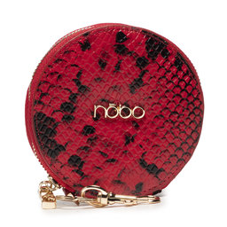 Nobo Гаманець для монет Nobo NPUR-LI0210-CM05 Червоний
