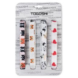 Togoshi Batų raištelių komplektas Togoshi TG-LACES-120-4-WOMEN-005 Spalvota