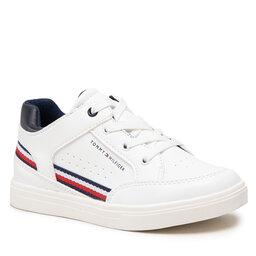 Tommy Hilfiger Laisvalaikio batai Tommy Hilfiger T1B4-32043-0621X336 S White/Blue X336