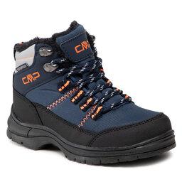 CMP Turistiniai batai CMP Kids Annuuk Snow Boot Wp 31Q4954 Black Blue N950