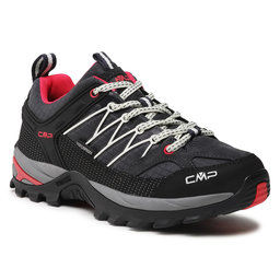 CMP Трекінгові черевики CMP Rigel Low Wmn Trekking Shoe Wp 3Q54456 Antracite/Off White 76UC