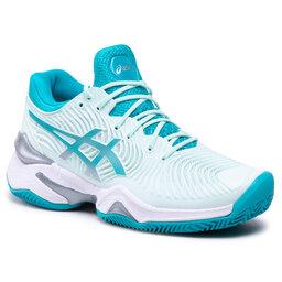 Asics Взуття Asics Court Ff 2 Clay 1042A075 Bio Mint/Lagoon 300