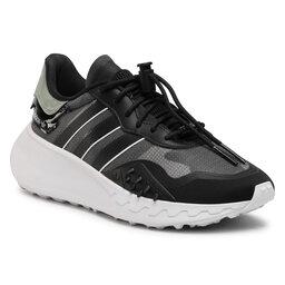 adidas Взуття adidas Choigo FY6503 Cblack/Cblack/Silvmt