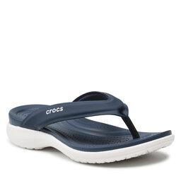 Crocs В'єтнамки Crocs Capri V Sporty Flip W 206780 Navy