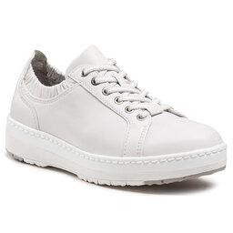 Tamaris Снікерcи Tamaris 1-23718-26 White Leather 117