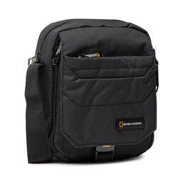 National Geographic Плоска сумка National Geographic Utility Bag N00703.06 Black