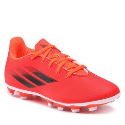 adidas Batai adidas X Speedflow.4 FxG J FY3319 Red/Cblack/Solred