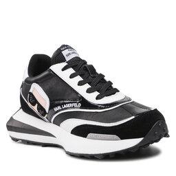 KARL LAGERFELD Laisvalaikio batai KARL LAGERFELD KL62930 Black Lthr/Suede
