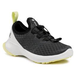 Salomon Взуття Salomon Sense Flow J 413031 09 W0 Ebony/White/Charlock