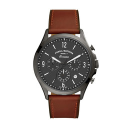Fossil Годинник Fossil Forrester FS5815 Brown/Black
