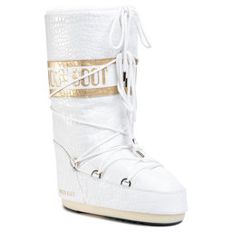 Moon Boot Снігоходи Moon Boot Mb Classic 50 Croccodile 14025600002 White