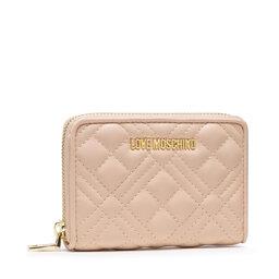 LOVE MOSCHINO Великий жіночий гаманець LOVE MOSCHINO JC5602PP1DLA0107 Naturale
