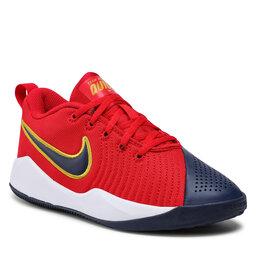 Nike Batai Nike Team Hustle Quick 2 (GS) AT5298 602 University Red/Midnight Navy