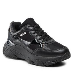 Guess Laisvalaikio batai Guess FL8SN2 FAL12 BLACK