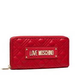 LOVE MOSCHINO Didelė Moteriška Piniginė LOVE MOSCHINO JC5600PP0DLA0500 Rosso