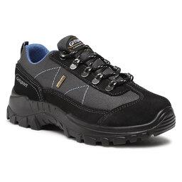 Grisport Трекінгові черевики Grisport 13364S84G Black Scamosciato