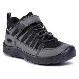Keen Трекінгові черевики Keen Hikeport 2 Low Wp 1023949 Black/Black