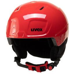 Uvex Шолом для сноуборду Uvex Heyya S5662522011 Candy Red